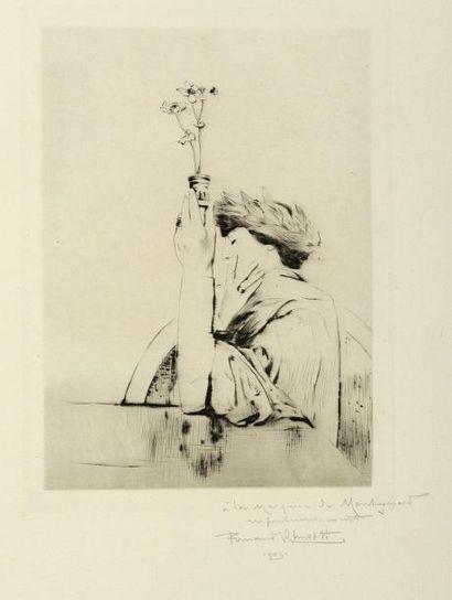 Fernand KHNOPFF (1858 - 1921)