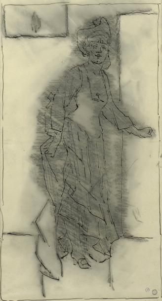 Félicien rops (1833 - 1898)