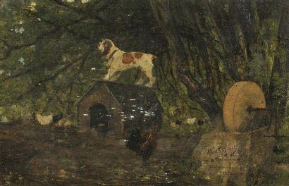 Albert TOETAERTS (1856-1909)