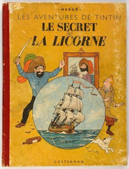 Tintin - Le secret de la licorne: Edition...