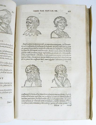 TAISNIER (JEAN) Opus Mathematicum Octo Libros Complectens Innumeris propemodum Figuris...