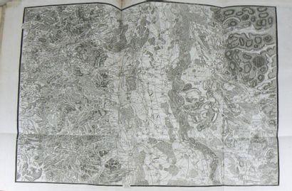 BEAURAIN (Jean de) Histoire des quatre dernières campagnes du maréchal de Turenne...