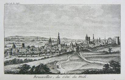 BRETON de LA MARTINIÈRE (Jean-Baptiste Joseph) & BRION (Louis) Voyage dans la ci-devant...