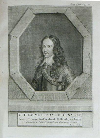DUJARDIN (Bénigne) & SELLIUS (Gottfried) Histoire générale des Provinces-Unies, dédiée...
