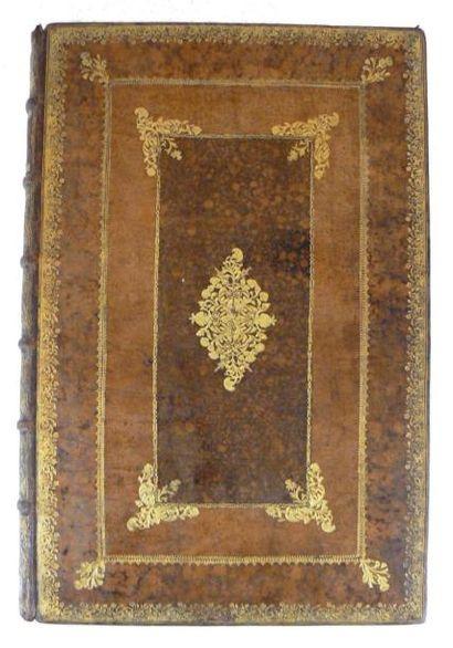 LA BARRE DE BEAUMARCHAIS (Antoine Emmanuel) Tafereel, of Beschryving van den prachtigen...