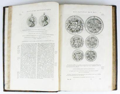 Numismatique - VAN LOON (Gerard). Histoire métallique des XVII provinces des Pays-Bas,...
