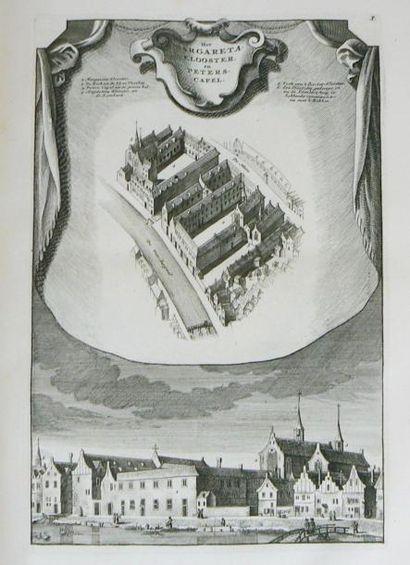 WAGENAAR (Jan) Amsterdam, in zyne opkomst, aanwas, geschiedenissen, voorregten, koophandel,...
