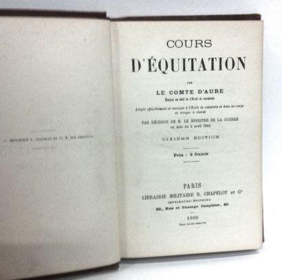 AURE (Antoine CARTIER, Vicomte d')