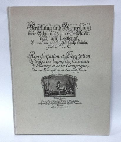 RIDINGER (Johann Elias)