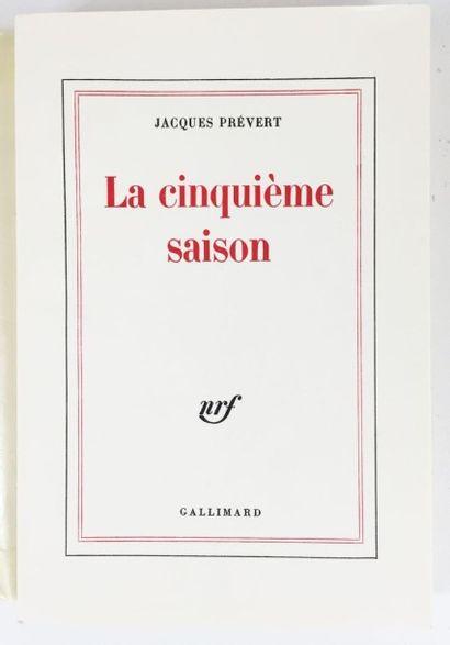 PREVERT (Jacques)