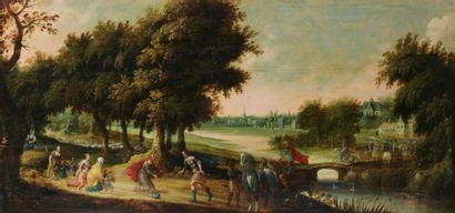 Jasper van der LANEN (Anvers 1575 - 1624)