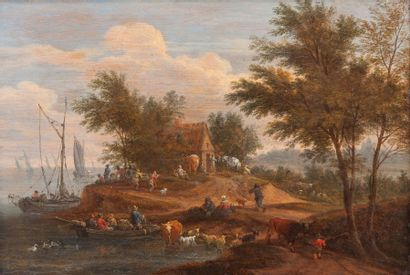 Pieter BOUT (Bruxelles 1640 - 1689)