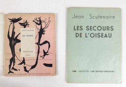 SCUTENAIRE (Jean)