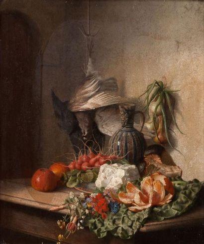 Victor Emile JANSSENS (Hambourg 1807 - 1845)