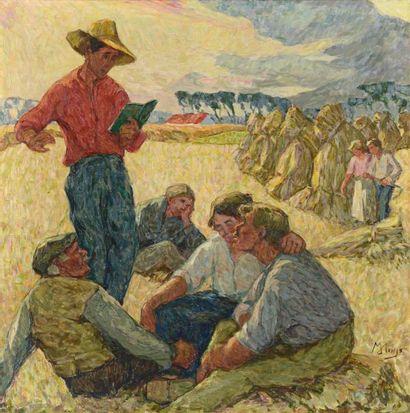 Modest HUYS (Olsene 1874 - Zulte 1932)