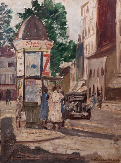 Alexandre DENONNE (1879-1953)