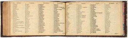 Dictionariolum et Colloquia octo linguarum. Dictionariolum et Colloquia octo linguarum,...
