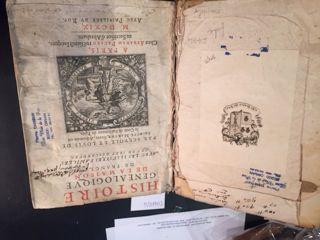 Manuscrit XVIIIe s. Recueil manuscrit du...