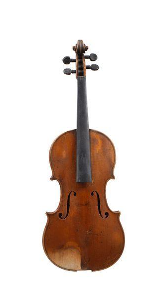 Violon Français fait par JB COLLIN MEZIN
