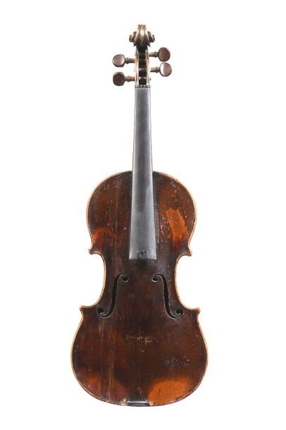 Violon Français fait par CHAROTTE