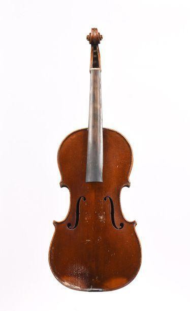 Violon Français fait par CH. PLUMEREL