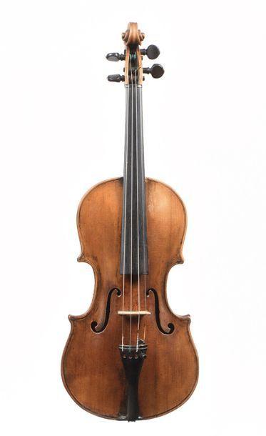 Exceptionnel Violon Italien fait par Paolo CASTELLO