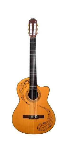 Guitare électro-accoustique K.YAIRI