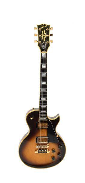 Guitare électrique GIBSON - Les Paul Custom
