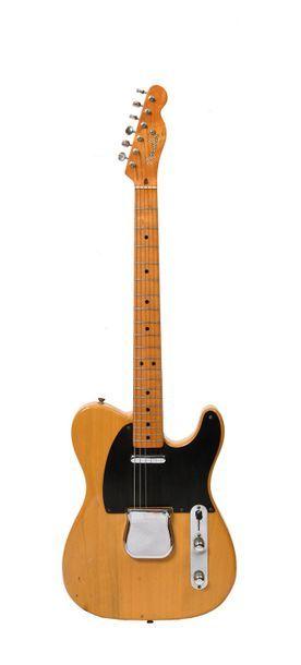 Guitare électrique FENDER - Telecaster Fullerton 1982