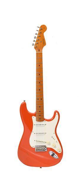 Guitare électrique FENDER - Stratocaster Fullerton