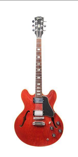 Guitare électrique GIBSON - ES335 - 1968