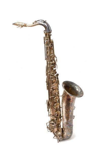 Saxophone ténor SML - STRASSER MARIGAUX LEMAIRE