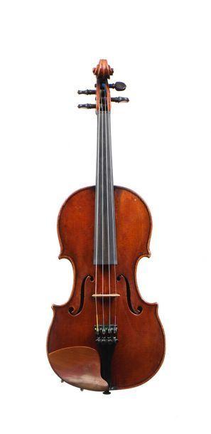Violon Français fait par Elophe POIRSON (1840 - 1918)