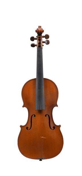 Violon Français fait par Albert DEBLAYE