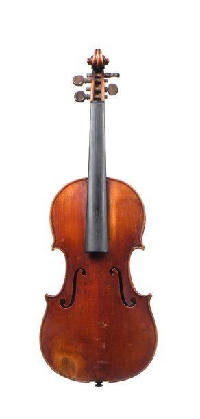 Violon Français fait par Justin DERAZEY