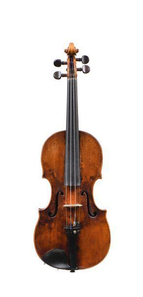 Violon Allemand Fait par Aegidius Kloz (1675 – 1727)