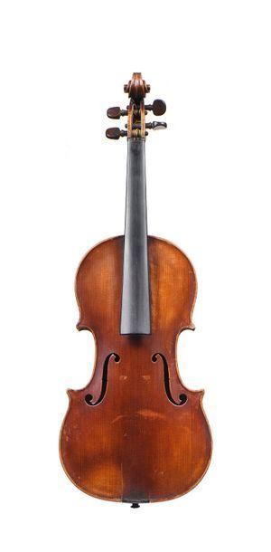 Violon Français fait par LHUMBERT A PARIS