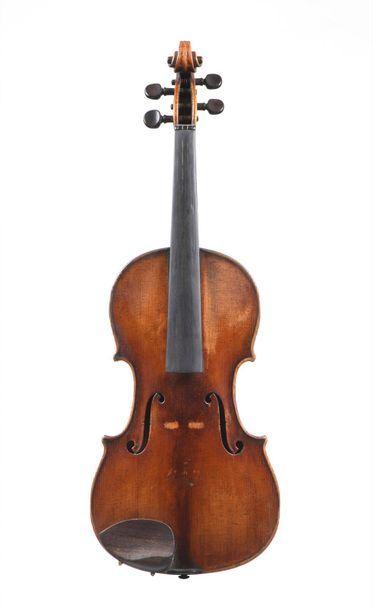 Violon Allemand Ecole de DRESDEN