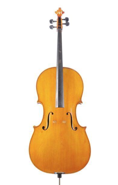 Violoncelle Français modèle Italien