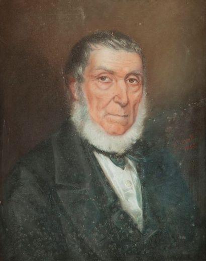 Victor SOREL (Actif en France vers 1850)...