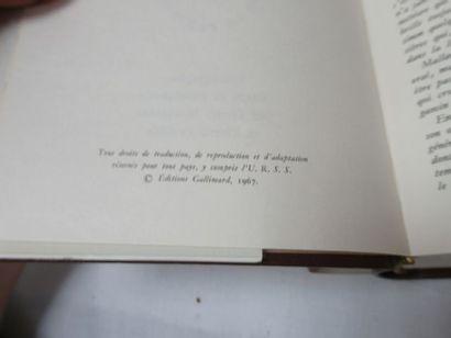 "LA PLEIADE, Album ""Rimbaud"", 1967"
