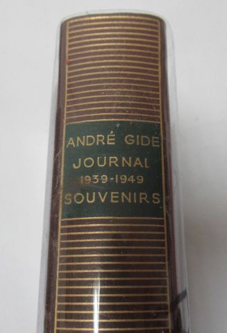 LA PLEIADE, André GIDE