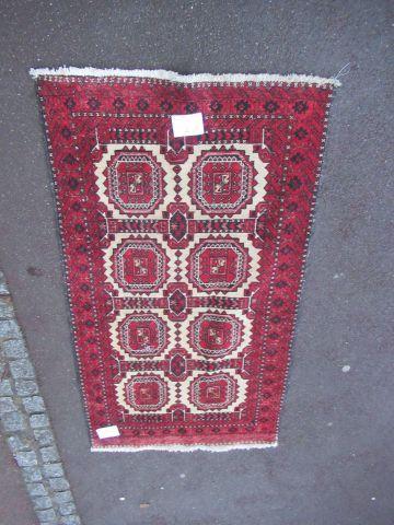 AFGHANISTAN Ancien tapis Belloch, à décor...