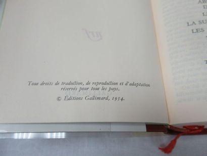 "LA PLEIADE, PASCAL, ""Œuvres complètes"", 1980"