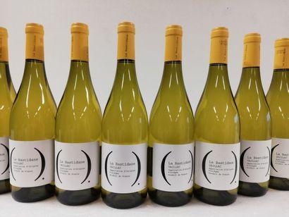 12 bouteilles de Superbe Gaillac. Blanc sec....