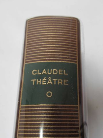 LA PLEIADE, CLAUDEL,