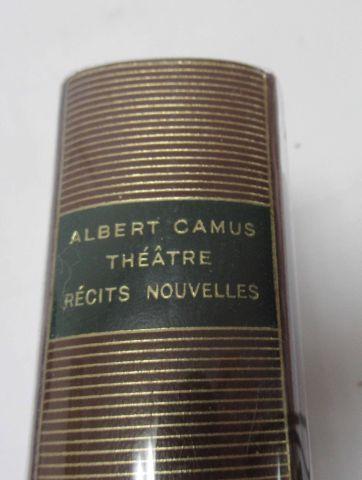 LA PLEIADE, Albert CAMUS,