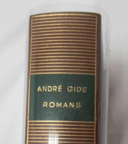 LA PLEIADE, André GIDE,