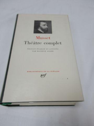 LA PLEIADE, Musset