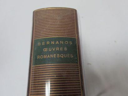 LA PLEIADE, BERNANOS,